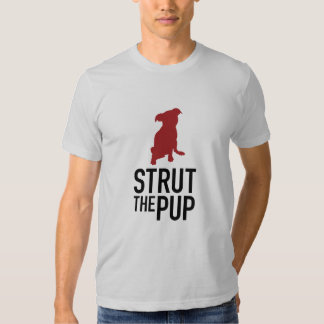 """Strut the Pup - """"I Love Dogs"""" shirt"""
