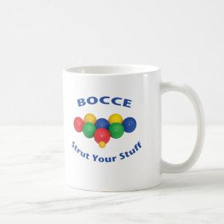 Strut Your Stuff Bocce Ball Mug