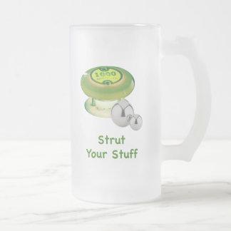 Strut Your Stuff Pinball Mug