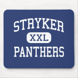Stryker - Panthers - High School - Stryker Ohio Mouse Pads
