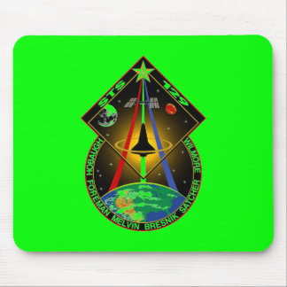 sts129 SPACE SHUTTLE Mouse Pad