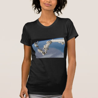 STS-114_Steve_Robinson_on_Canadarm2.jpg T-shirts