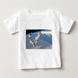 STS-114_Steve_Robinson_on_Canadarm2.jpg Tee Shirts