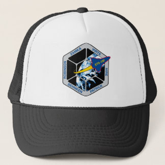 STS 130 Endeavour Trucker Hat