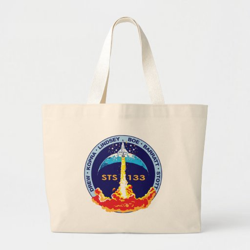 STS-133 Discovery Bag