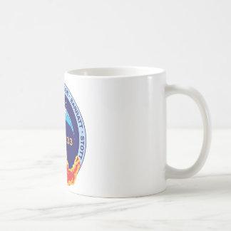 STS-133 Discovery Basic White Mug