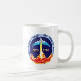 STS-133 Discovery Coffee Mugs