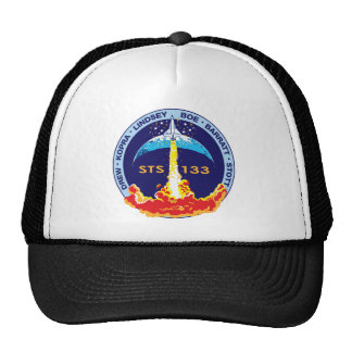 STS-133 Discovery Trucker Hat