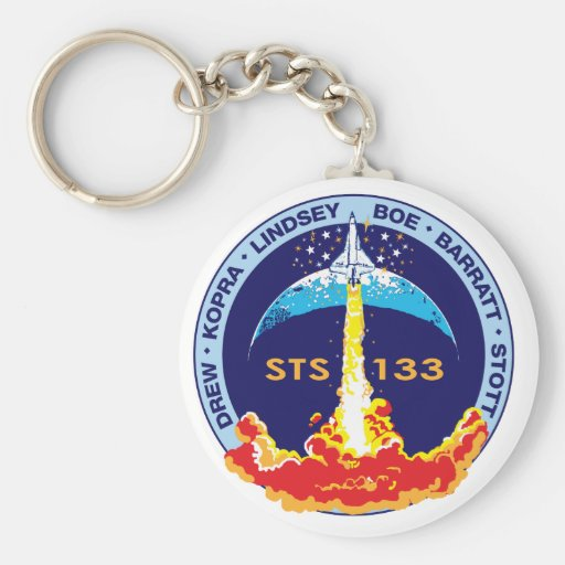 STS-133 Discovery Key Chains