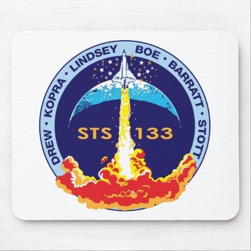 STS-133 Discovery Mousepad