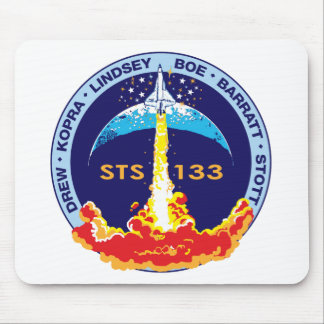 STS-133 Discovery Mouse Pad
