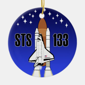 STS-133 Discovery Ornament