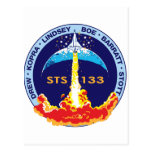 STS-133 Discovery Post Cards