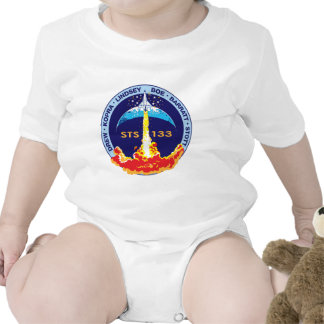 STS-133 Discovery Bodysuits