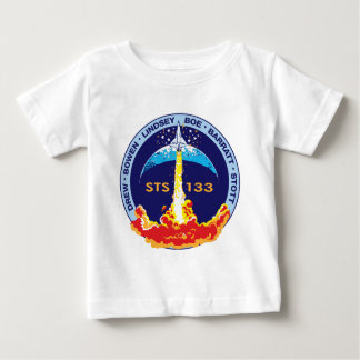 STS-133 mission patch Baby T-Shirt
