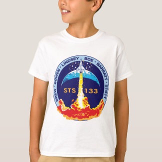 STS-133 mission patch T Shirt