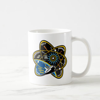 STS 134 Endeavour Coffee Mug