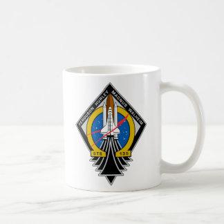 STS 135 Atlantis Final Flight Coffee Mug