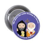 Sts. Cyril and Methodius Pin