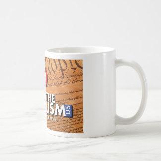 STS Logo Basic White Mug