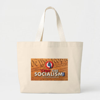 STS Logo Large Tote Bag