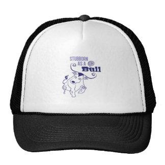 Stubborn Bull Cap