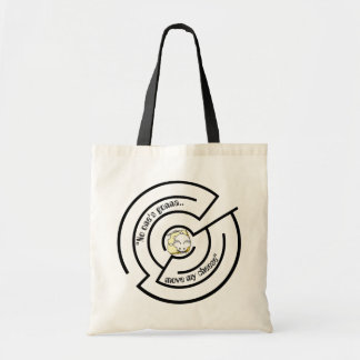 Stubborn Mouse Tote Bag