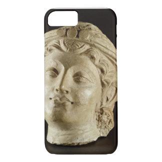 Stucco head, Gandhara, 4th century AD iPhone 7 Case