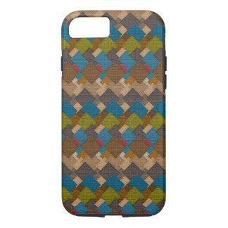 Stucco Tiles Colour Art Design iPhone 7 Case