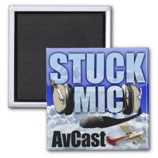 Stuck Mic AvCast Magnet