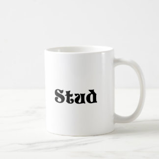 STUD COFFEE MUG
