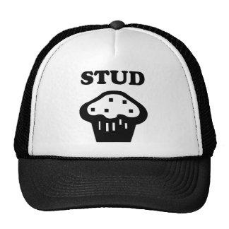 Stud Cupcake Mesh Hats