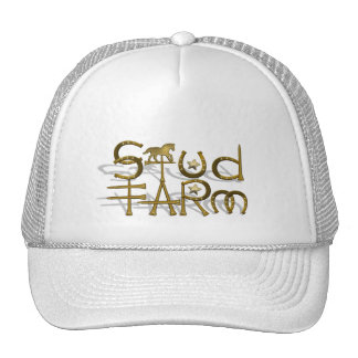 Stud Farm Trucker Hat