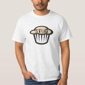 Stud Muffin - Funny Mens T Shirt