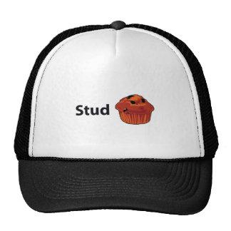 Stud Muffin Mesh Hats
