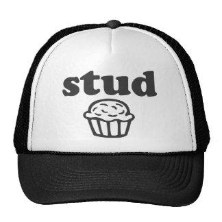 Stud Muffin Mesh Hat