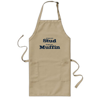 Stud Muffin Long Apron