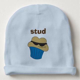 Stud Muffin Organic Baby Beanie Hat