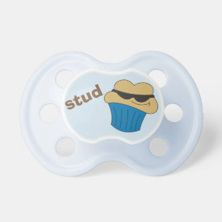 Stud Muffin Personalized Baby's Pacifier