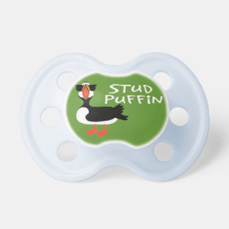 Stud Puffin Dummy