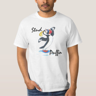 STUD PUFFIN T-Shirt