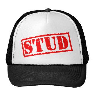 Stud Stamp Hat