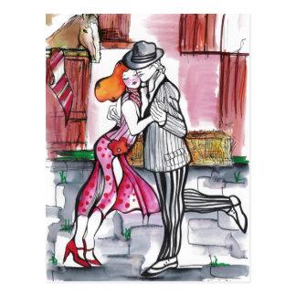 Stud- Tango Postcard