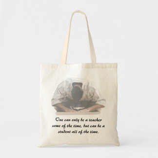 Student Budget Tote Bag