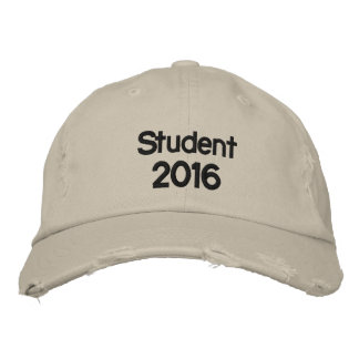 Student cap embroidered baseball caps