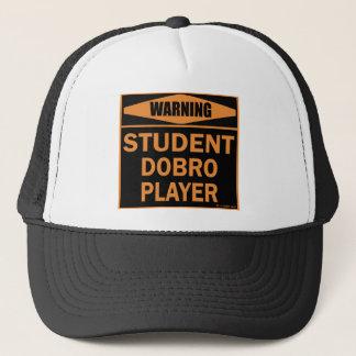 Student Dobro Player Trucker Hat