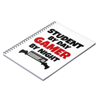 Student Gamer Spiral Notebooks