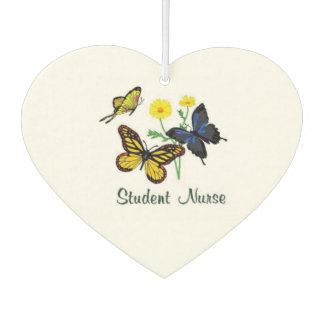 Student Nurse Butterflies