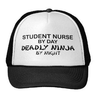 Student Nurse Deadly Ninja Cap