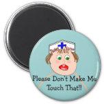 Student Nurse Hilarious Gifts Fridge Magnets